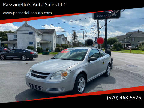 2007 Chevrolet Cobalt for sale at Passariello's Auto Sales LLC in Old Forge PA