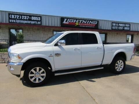 2014 RAM Ram Pickup 2500 for sale at Lightning Motorsports in Grand Prairie TX