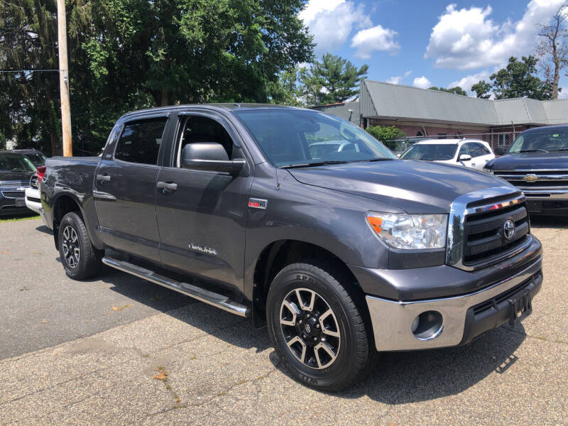 2013 Toyota Tundra for sale at Chris Auto Sales in Springfield MA