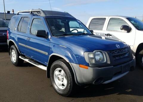2003 Nissan Xterra for sale at Angelo's Auto Sales in Lowellville OH