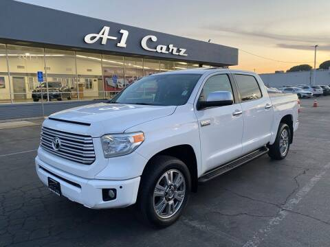 2014 Toyota Tundra for sale at A1 Carz, Inc in Sacramento CA
