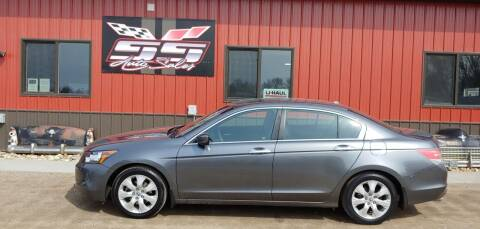 2010 Honda Accord for sale at SS Auto Sales in Brookings SD