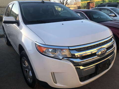 2013 Ford Edge for sale at Auto Access in Irving TX