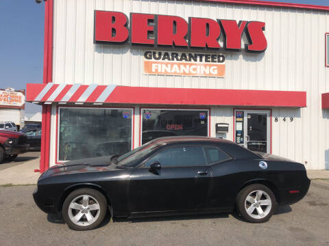 2014 Dodge Challenger for sale at Berry's Cherries Auto in Billings MT