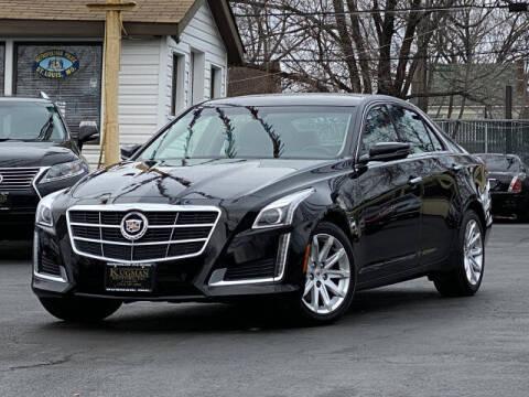 2014 Cadillac CTS for sale at Kugman Motors in Saint Louis MO
