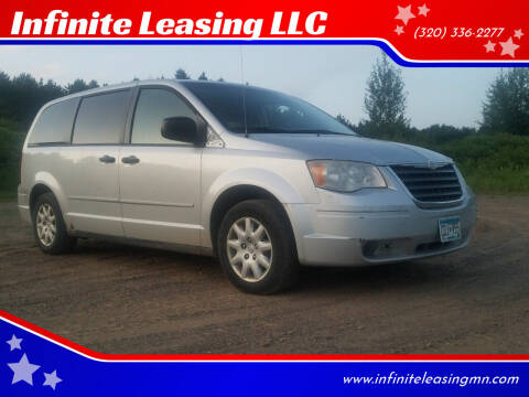 2008 Chrysler Town and Country for sale at Infinite Leasing LLC in Lastrup MN