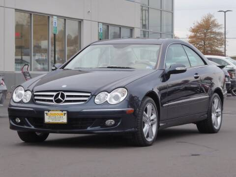 2006 Mercedes-Benz CLK for sale at Loudoun Motor Cars in Chantilly VA