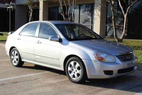 2008 Kia Spectra for sale at DFW Universal Auto in Dallas TX