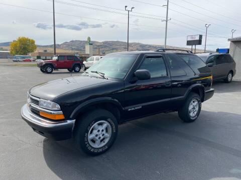 1999 Chevrolet Blazer for sale at Auto Image Auto Sales in Pocatello ID