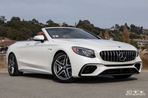2018 Mercedes-Benz S-Class for sale at 415 Motorsports in San Rafael CA