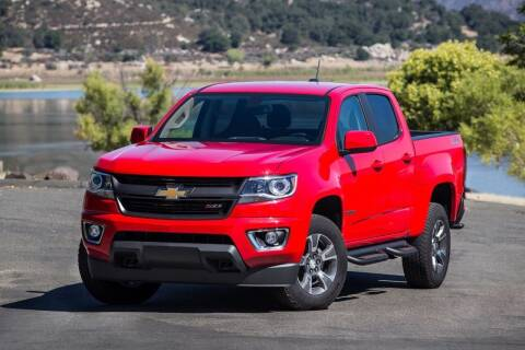 2021 Chevrolet Colorado for sale at Xclusive Auto Leasing NYC in Staten Island NY