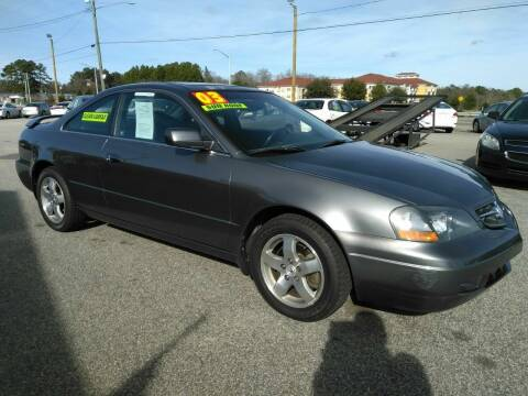 2003 Acura CL for sale at Kelly & Kelly Supermarket of Cars in Fayetteville NC
