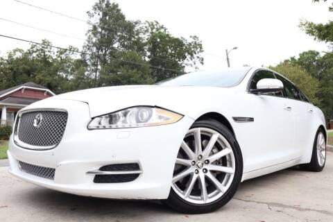 2013 Jaguar XJ for sale at Cobb Luxury Cars in Marietta GA
