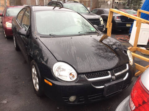 2005 Dodge Neon for sale at Brick City Affordable Cars in Newark NJ