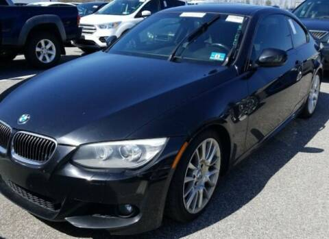 2013 BMW 3 Series for sale at Precision Automotive Group in Youngstown OH