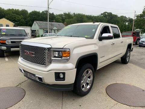 2014 GMC Sierra 1500 for sale at First Hot Line Auto Sales Inc. & Fairhaven Getty in Fairhaven MA