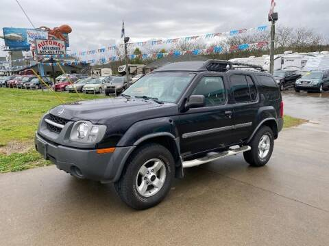 2004 Nissan Xterra for sale at Autoway Auto Center in Sevierville TN