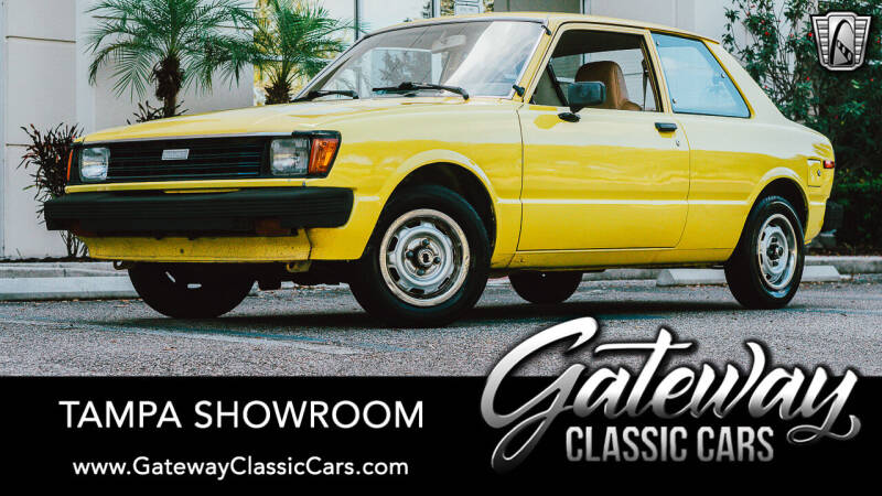 1982 Toyota Corolla for sale in Ruskin, FL
