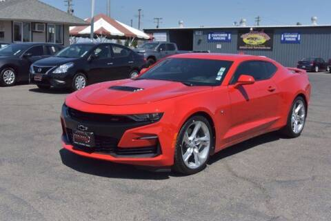 2019 Chevrolet Camaro for sale at Choice Motors in Merced CA