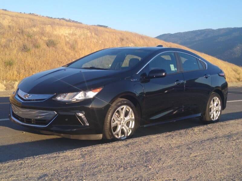 2017 Chevrolet Volt for sale at California Diversified Venture in Livermore CA