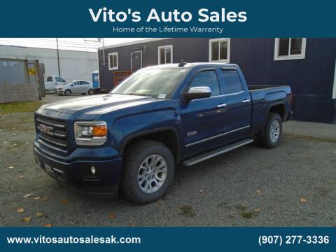 2015 GMC Sierra 1500 for sale at Vito's Auto Sales in Anchorage AK
