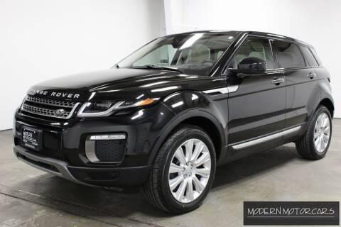 2017 Land Rover Range Rover Evoque for sale at Modern Motorcars in Nixa MO