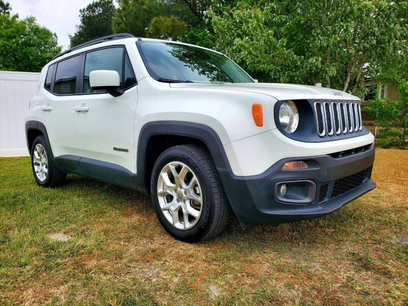 2015 Jeep Renegade for sale at Real Deals of Florence, LLC in Effingham SC