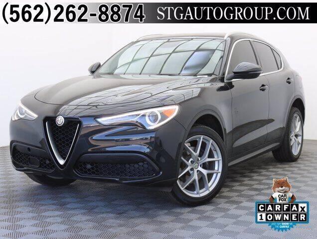2018 Alfa Romeo Stelvio for sale in Bellflower, CA