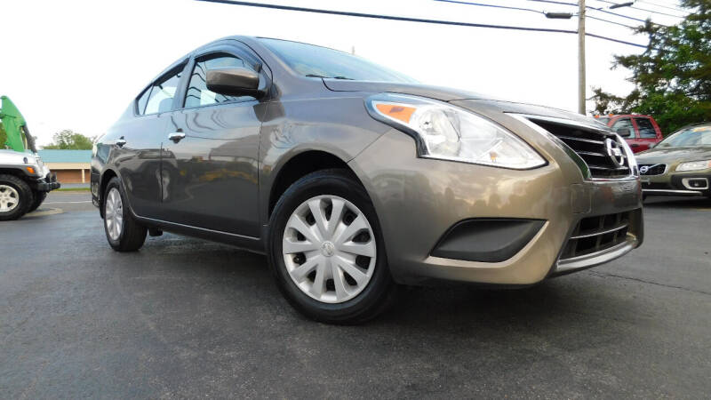 2016 Nissan Versa for sale at Action Automotive Service LLC in Hudson NY