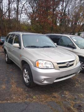2005 Mazda Tribute for sale at Cheap Auto Rental llc in Wallingford CT