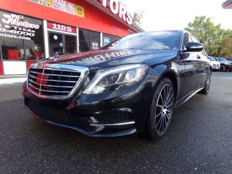 2014 Mercedes-Benz S-Class for sale at Phantom Motors in Livermore CA