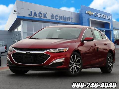 2021 Chevrolet Malibu for sale at Jack Schmitt Chevrolet Wood River in Wood River IL
