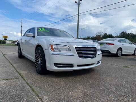 2014 Chrysler 300 for sale at Exit 1 Auto in Mobile AL