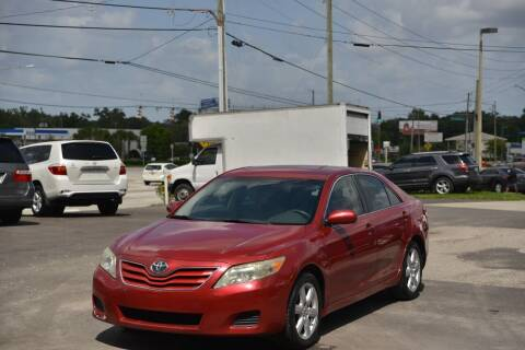 2011 Toyota Camry for sale at Motor Car Concepts II - Kirkman Location in Orlando FL