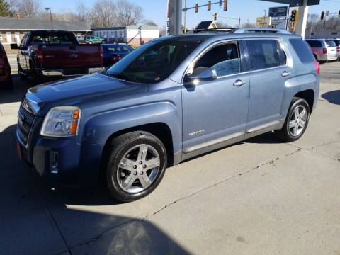 2012 GMC Terrain for sale at Springfield Select Autos in Springfield IL