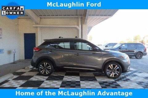 2018 Nissan Kicks for sale at McLaughlin Ford in Sumter SC