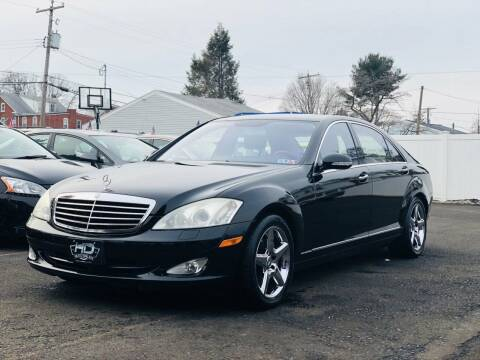 2008 Mercedes-Benz S-Class for sale at HD Auto Sales Corp. in Reading PA