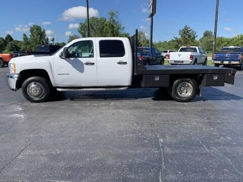 2013 Chevrolet Silverado 3500HD CC for sale at Hawkins Motors Sales in Hillsdale MI