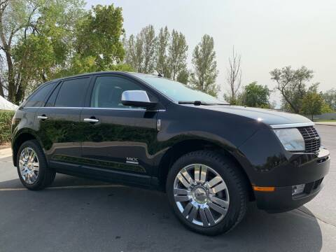2008 Lincoln MKX for sale at BITTON'S AUTO SALES in Ogden UT