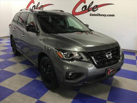 2018 Nissan Pathfinder for sale at Cole Chevy Pre-Owned in Bluefield WV
