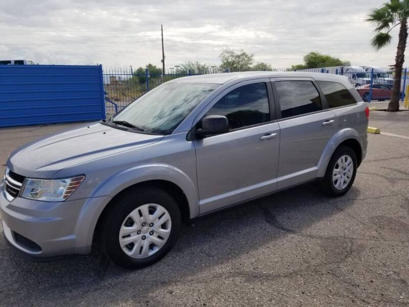 2015 Dodge Journey for sale at CAMEL MOTORS in Tucson AZ