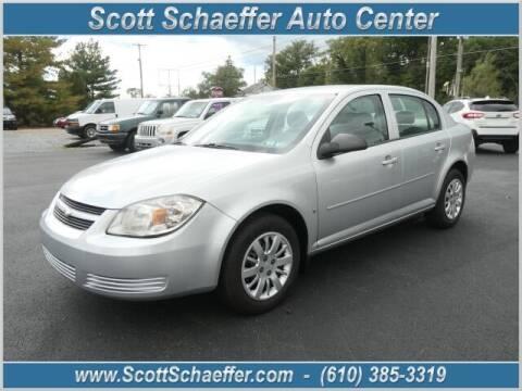 2010 Chevrolet Cobalt for sale at Scott Schaeffer Auto Center in Birdsboro PA