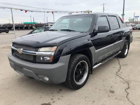 2002 Chevrolet Avalanche for sale at TTT Auto Sales in Spokane WA