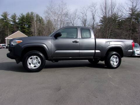 2017 Toyota Tacoma for sale at Mark's Discount Truck & Auto Sales in Londonderry NH