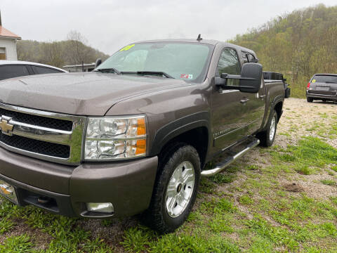 2008 Chevrolet Silverado 1500 for sale at PIONEER USED AUTOS & RV SALES in Lavalette WV