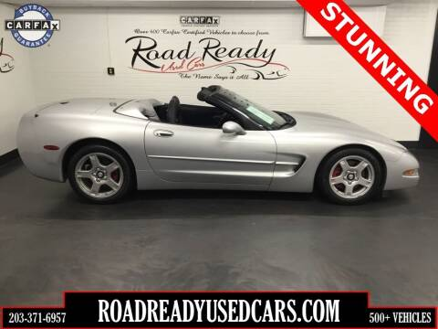 1999 Chevrolet Corvette for sale at Road Ready Used Cars in Ansonia CT