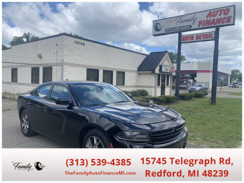 2016 Dodge Charger for sale at The Family Auto Finance in Redford MI