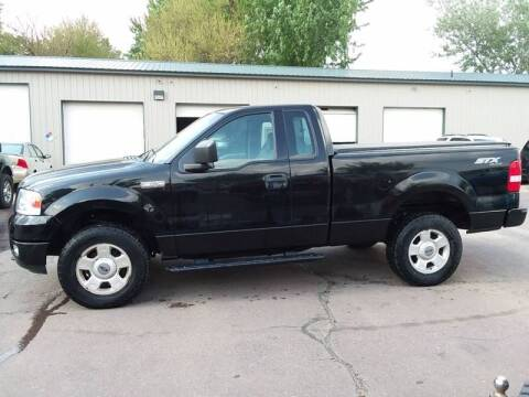 2004 Ford F-150 for sale at QS Auto Sales in Sioux Falls SD