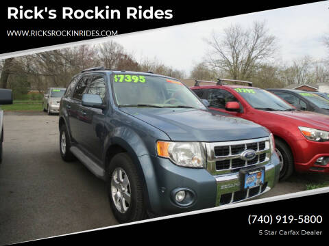 2010 Ford Escape for sale at Rick's Rockin Rides in Reynoldsburg OH