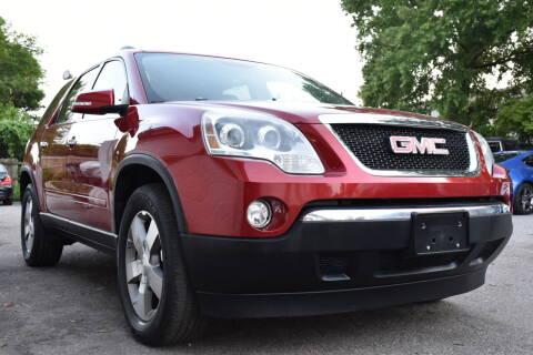 2012 GMC Acadia for sale at Wheel Deal Auto Sales LLC in Norfolk VA